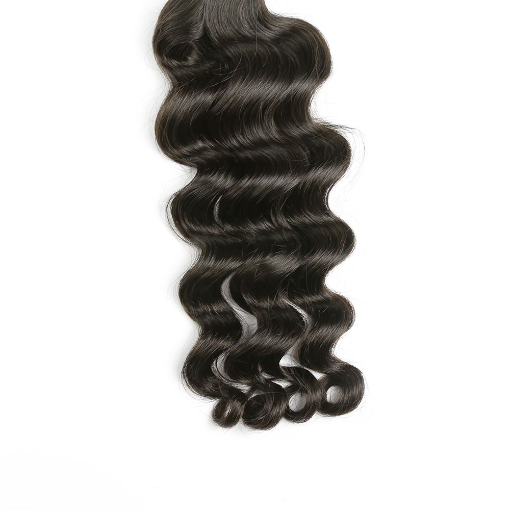 Halo Sister Brazilian Natural Hair Weave Virgin Human Hair Bundles